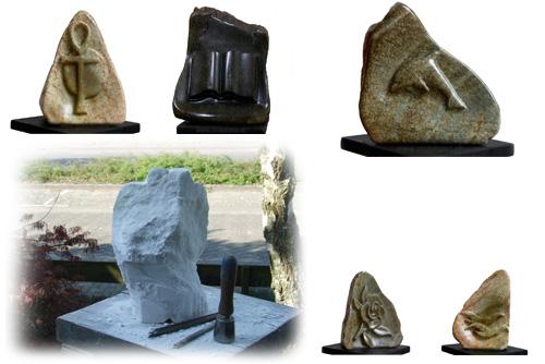 Sculptuur urnen vindt u bij de urnenwinkel van Nederland en Belgie
